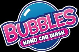 CARWASH STAFF WANTED CAN PROVIDE ACCOMADATION