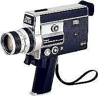 Canon Auto Zoom 518 SV Super 8