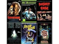 Rare horror movies on vhs