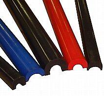 BSCI 78001 Black SFI 45.1 Roll Bar Padding(Low Profile)Fits 1.5