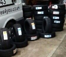Mobile tyres service Essex 24 hour call out