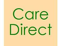 Care Direct Ltd requre CARER
