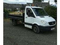 Mercedes sprinter 311 cdi tipper reduced MAY swap up or down