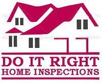 Over 3200 Homes Inspected - Do It Right Home Inspections