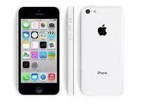 IPHONE 5C WHITE,16GB,UNLOCKED