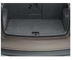 Volkswagen Golf Plus rear bumper protector