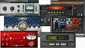 MUSIC PLUG-INS for PC or MAC...