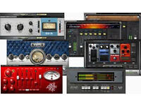 WAVES COMPLETE PLUG-IN LATEST BUNDLE 9.6 MAC/PC