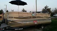Tritoon Boat for sale