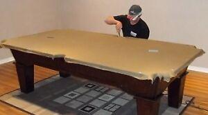 Billard déménagement et Installation de Tables