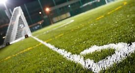 Play friendly 5 a side football game in West London every Wednesday