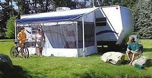 Dometic Patty O Rooms for Roll-Up Awnings Windsor Region Ontario image 1