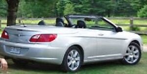 2010 Chrysler Sebring Convertible Limited Edition
