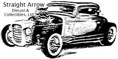 Straight Arrow Diecast