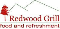 The Redwood Grill is hiring Dishwashers