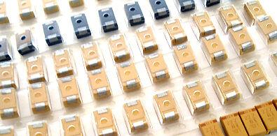 Surface Mount Tantalum Capacitors D Case Assortment Kit