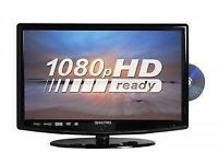 "TV 22"" Digitrex CFD2271 Full HD 1080p Digital Freeview LCD TV"