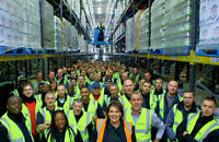 General Labor for Warehouse