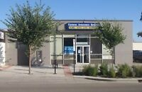 Main floor retail or office space downtown Fort Sask