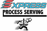 Process Server/ Bailiff-Serving all of Saskatchewan