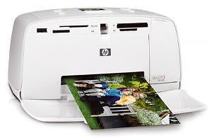HP PHOTOSMART A516 + 100 SHEETS-PHOTO-BRAND NEW