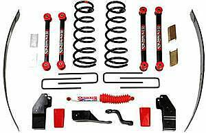 "4-4.5"" Skyjacker Lift Kit - 1994-99 Dodge 3/4Ton & 1Ton"