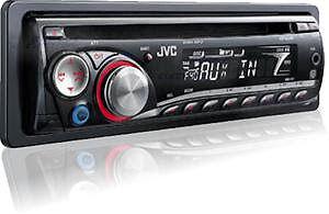 jvc CD MP3 avec entrée AUX - KD-R200 en parfaite condition