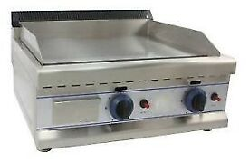 Griddle *natural gas* 60cm - EN36 (supper sale)