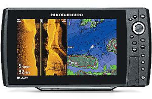 Humminbird Helix 10 & 12 Side Imaging Units w/GPS!