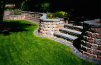 Complete Landscaping with a Professional!