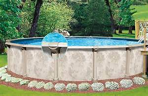 ABOVE GROUND 18 FT POOL . $ 25. PER MNTH AT POOL N AROUND