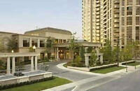 2Br+Den Tridel Built Luxury Condo in North York for Lease
