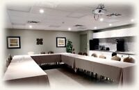 Meeting room or class room