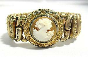 Antique Cameo Bracelets