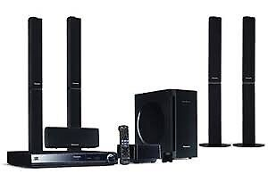 Panasonic Blue Ray Home Theatre System 5.1 with Subwoofer South Turramurra Ku-ring-gai Area Preview