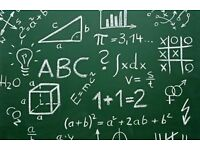 Maths and English Tuition. Primary KS1 to Secondary GCSE Level. *10 years experience*