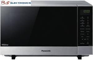 Panasonic 1000W 27L  Microwave-NN-SF574S-1 YEAR WARRANTY Burwood Burwood Area Preview