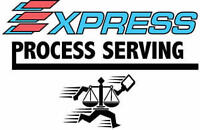 Process Server/ Bailiff  - Text or Call ( 306)251-2003