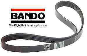 Accessory Drive Belt fits 2004-2009 Volvo S40 C70 S40,V50