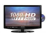 """TV 22"""" Digitrex CFD2271 Full HD 1080p Digital Freeview LCD TV"""