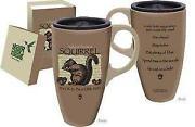 Ceramic Travel Coffee Mug