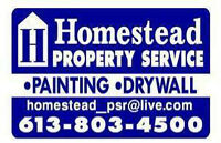 PROFESSIONAL PAINTING AND DRYWALL