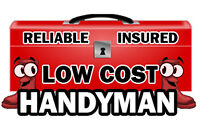 √√√LOW COST AND EFFECTIVE HANDYMAN√