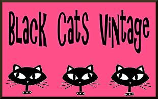 Black Cats Vintage Trading