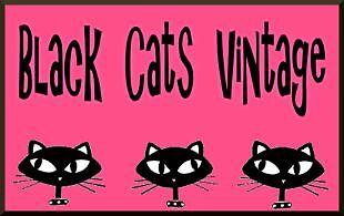 Black Cats Vintage Trading