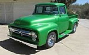 Wanted: 1956 f-100