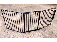 Baby Gate / Fence / Dog or Pet Guard / Stair safety Fencing Extra Wide