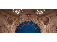 Theatre Heritage Tour - December