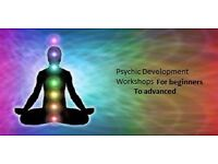 Psychic Development Workshops for Everyone