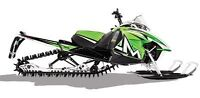 2015 Arctic Cat M8000 153""